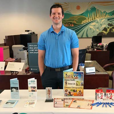 Chiropractor Milton-Freewater OR Brian Chinn